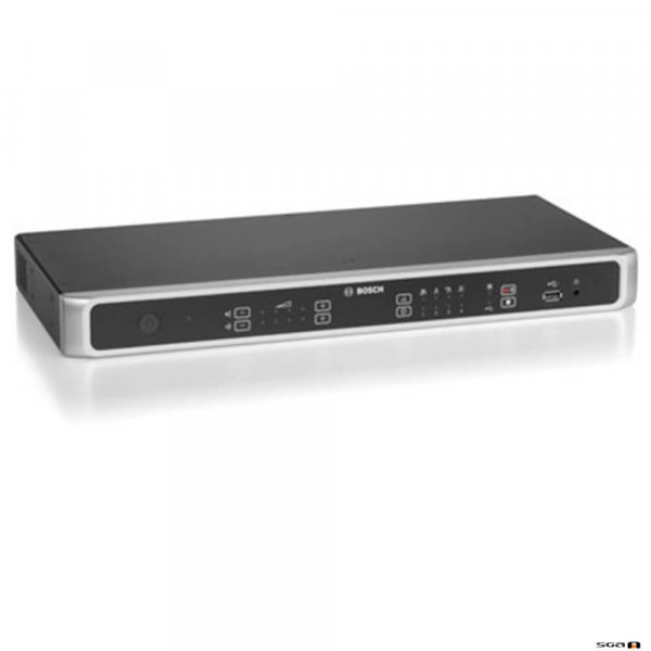 Bosch CCSD CURD Digital Discussion System or Conference System Control Unit and Power Supply