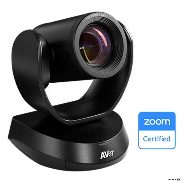 Aver CAM520PRO Camera certificate