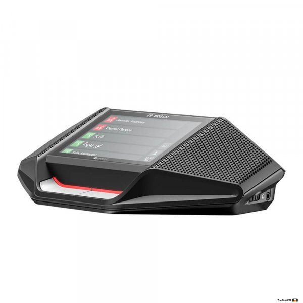 Bosch Dicentis DCNM WDE with Touch Sreen on to suit Dicentis Wireless Conference System