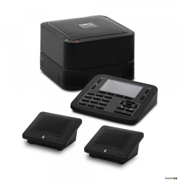 Yamaha FLXUC1500 Conference Speakerphone with dialler and speakers