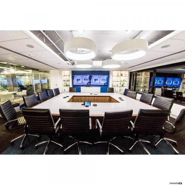 YVC1000 used in large conference room setting