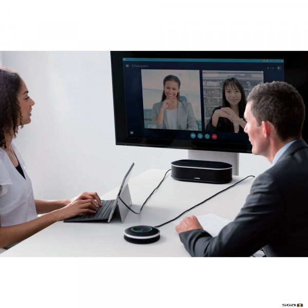 YVC1000 used in small conference or meeting setting
