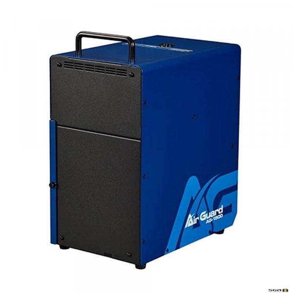 Antari AirGuard AG1500 Disinfection Fog Machine rear