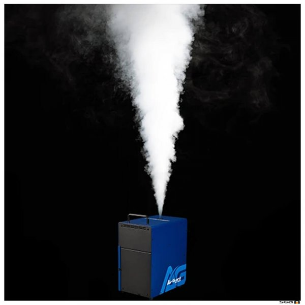 AirGuard AG1500 Disinfection Fog Machine expeling disinfectant fog or vapour