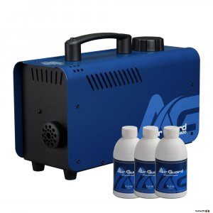 antari airguard ag800 with fl05 3 pack fluid