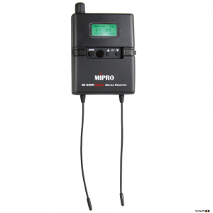 Mipro MI909R beltpack receiver for In Ear Monitor applications