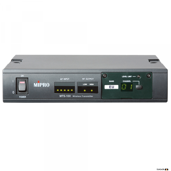 Mipro MTS100 front