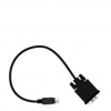 AVer DIN6 RS232 adapter cable for CAM520 and CAM530 Video Conference Cameras.