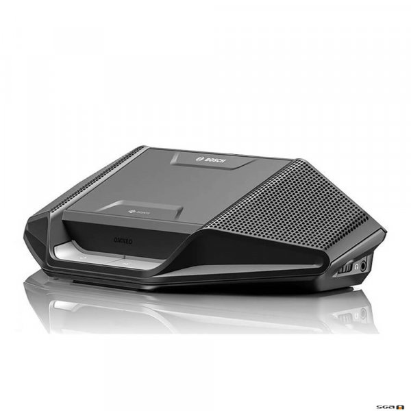 Bosch Dicentis DCNM WD Wireless and battery powered desk unit to suit the Dicentis Conference System