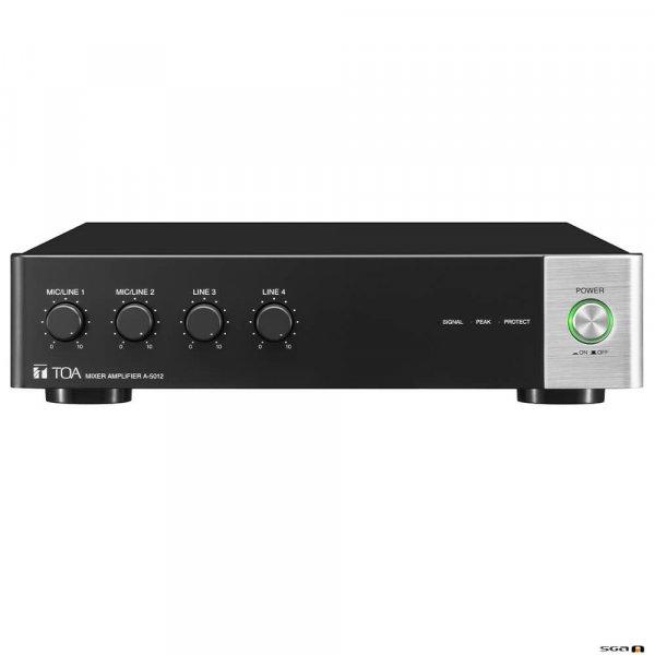 TOA A5012 Mixer Amplifier 120W