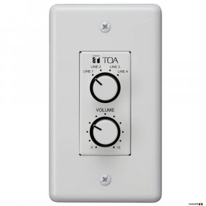 TOA WP700 Remote panel for MA725F.