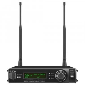 TOA WTD5800P Digital UHF Wireless Receiver 160 Selectable Channels