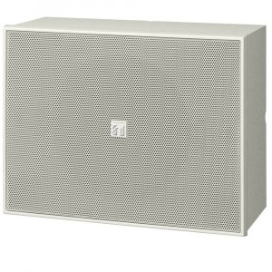 "TOA BS678BSW 6 Watt 6"" Twin Cone Wood Box/Metal Grille"