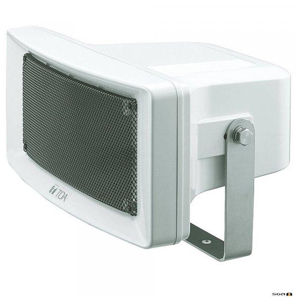 TOA CS154BS Horn Speaker is a 15 Watt Wide Range Horn, IP65