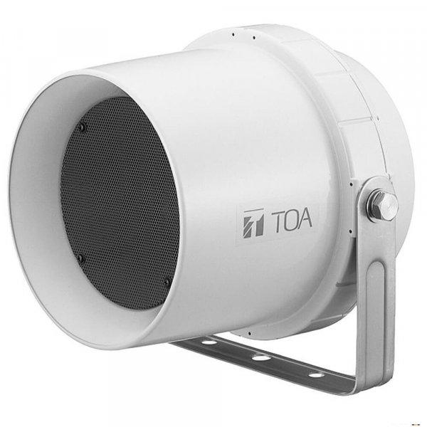 TOA CS64BS Horn Speaker 6 Watt Wide Range Horn, IPX4