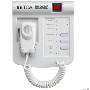 TOA RM300MF Microphone for use with VM300