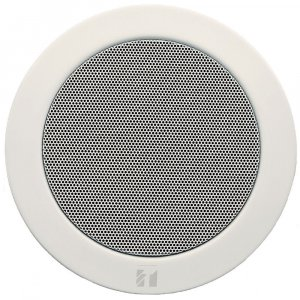 "TOA PC2369EN 6 Watt 6"" Double Cone Speaker with Metal Grille"