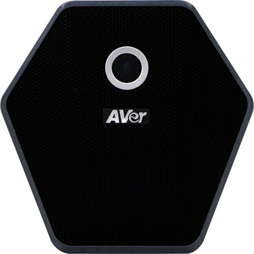 Aver VB342 MIC Boundary Extension Microphone top view