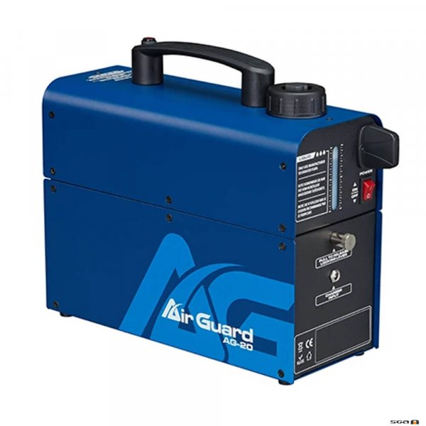 Antari Airguard Disinfection Fog Machine right side view