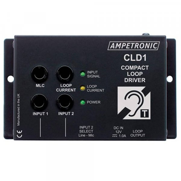 Ampetronic CLD1 Compact Loop Driver