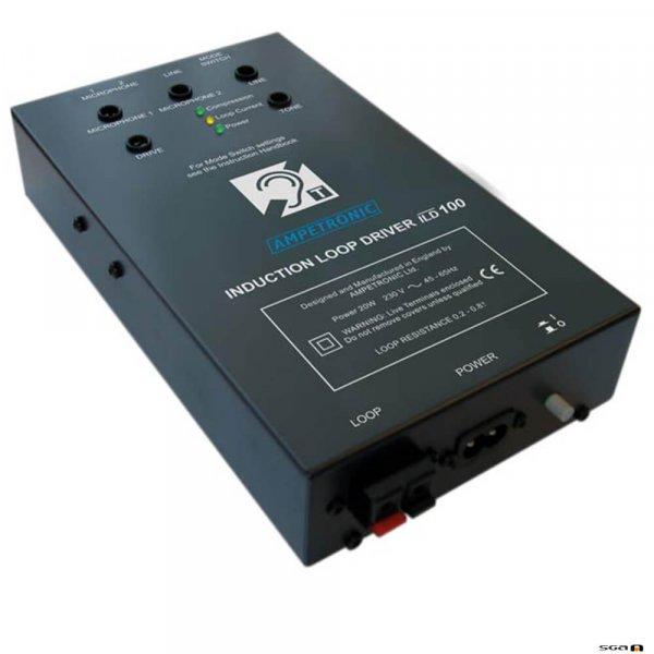 Ampetronic ILD100 audio induction loop driver, 240v