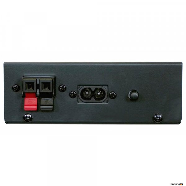 Ampetronic ILD100 audio induction loop driver, bottom