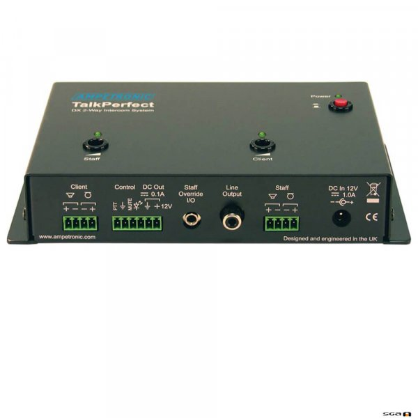 Ampetronic TP-AMPLIFIER TalkPerfect Amplifier