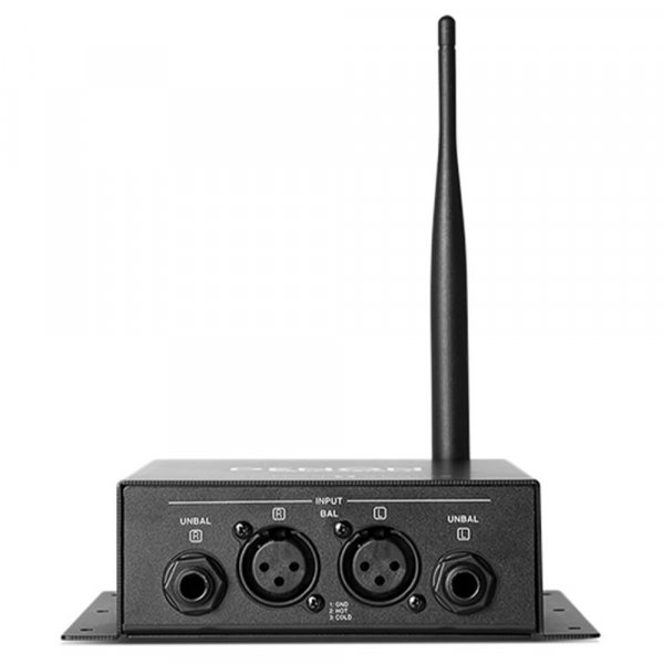DENON DM-DN202WT Send and receive audio up to 30m without wires - front