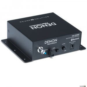 "Denon DM-DN200BR Adds Bluetooth to any audio system, balanced XLR and 1/4"" audio output"