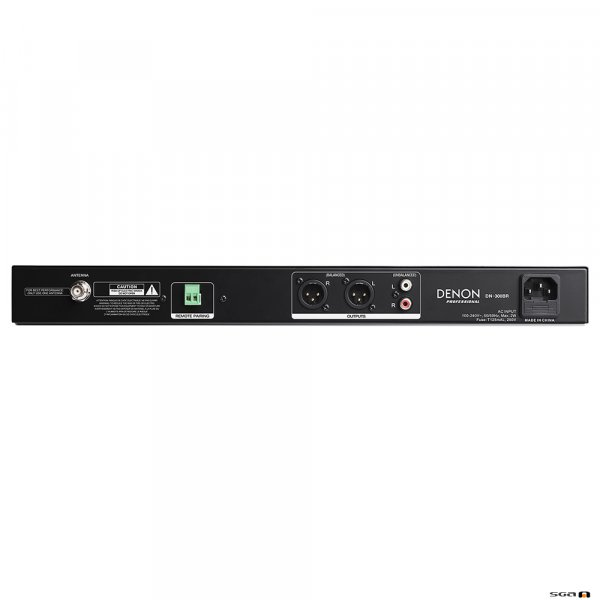 DENON 1ru rackmounted Bluetooth reciever,