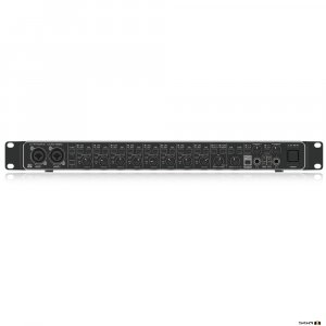 Behringer UMC1820 Audiophile 18x20, 24-Bit/96 kHz USB Audio/MIDI Interface front