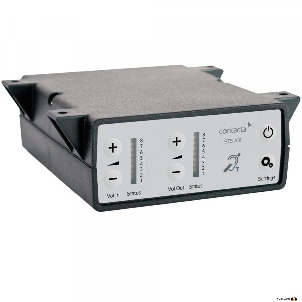 Contacta STS-A31H Speech Transfer amplifier