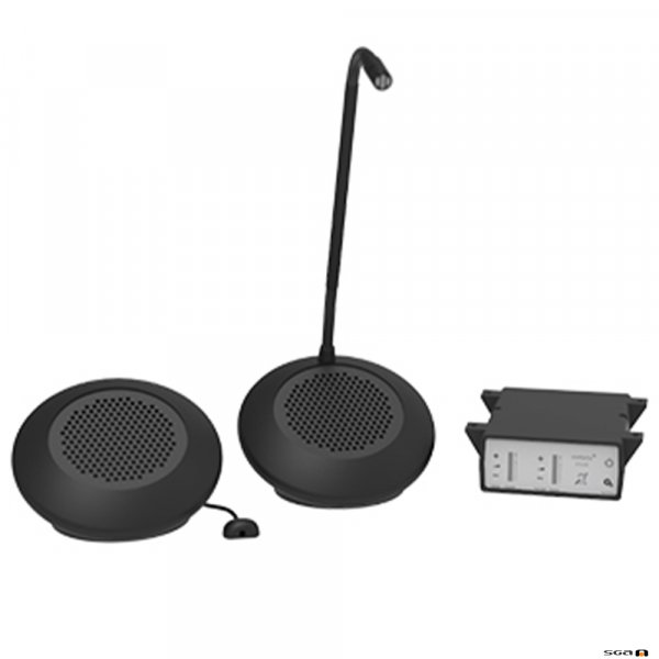 Contacta STS-K071 Speaker and Microphone Pod System