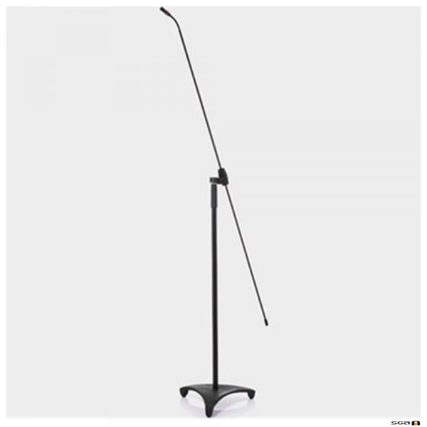JTS JP-FGM170 Long gooseneck mic, carbon shaft, tall stand, three capsules included (omni, cardioid, supercardioid)