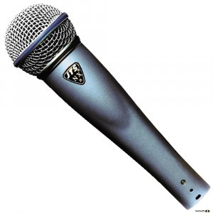 JTS JP-NX8 Handheld dynamic mic, for vocals. Dynamic vocal microphone Accentuated and clear voice reproduction. Wide dynamic range