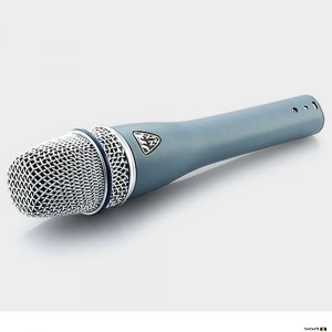 JTS JP-NX88 Condenser vocal mic for studio quality sound in live performance.
