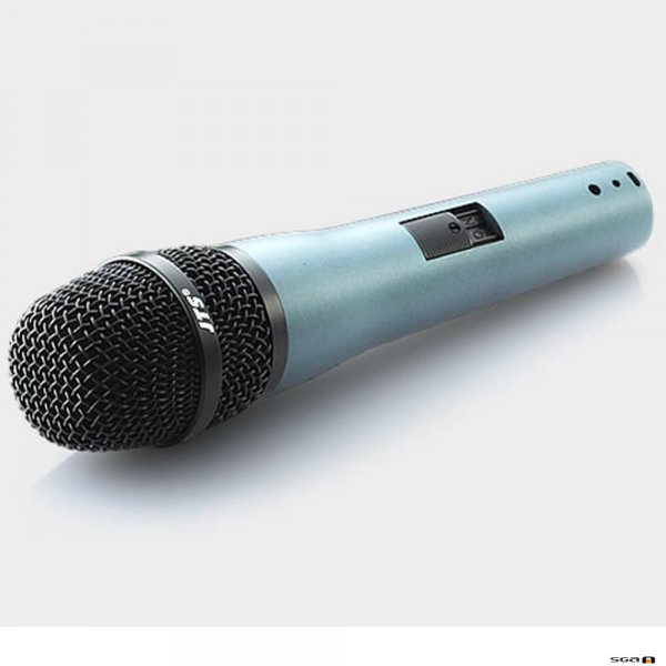 JTS JP-TK350 Dynamic vocal mic with switch. Excellent performance for lead and backup vocals, and instrument miking at a moderate price.