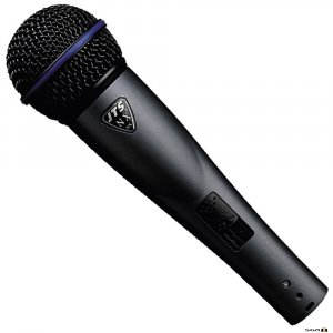 JTS NX-8S with switch, for vocals.