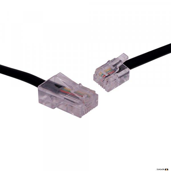 P7063 LIU Lead - RJ45 Plug to RJ14