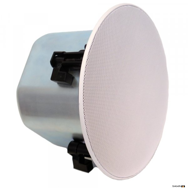 "Australian Monitor QF20CS 2 way premium coaxial 4"" Ceiling Speaker,"