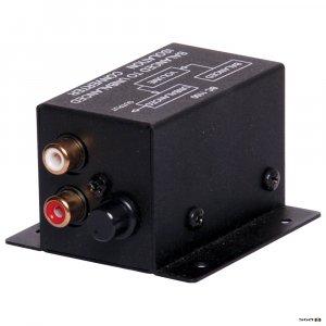 Redback A2513 Balanced To Unbalanced Converter XLR-RCA