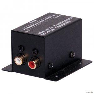 Redback A2517 Unbalanced Stereo Line Isolation Transformer RCA-RCA