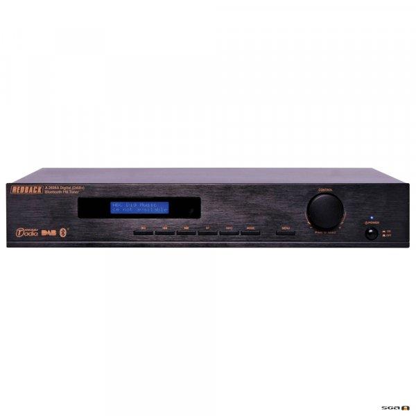 Redback A2698A DAB+ FM Digital Tuner with Bluetooth