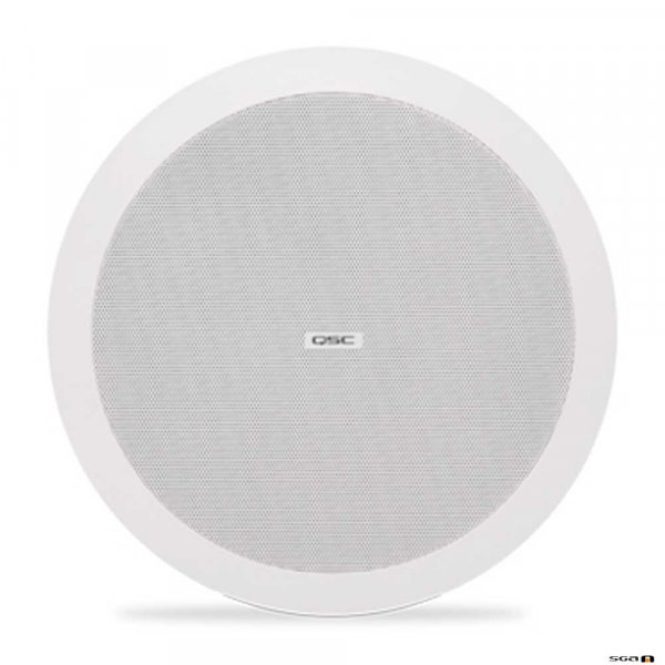 QSC AD-C4T-LP 4.5 in, 2-way, low profile, 150° conical