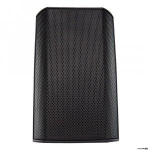 "qsc 5.25"" 2-way surface mount speaker 70/100V/8Ω (Inc.X-Mount bracket) Black. PRICED EACH - SOLD IN PAIR"