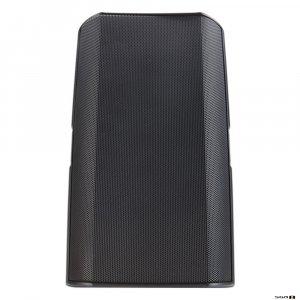 """QSC AD-S8T High output 8"""" + 1"""" HF weatherproof surface mount speaker. 70/100V/8Ω (Inc. X-Mount bracket). Black or White."""