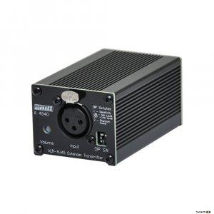 Redback A4940 3 Pin XLR Cat5 Extender (Transmitter)