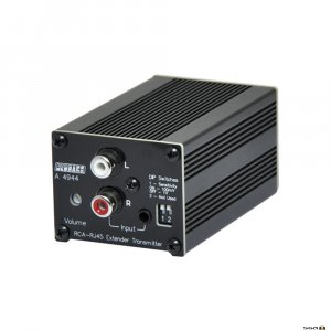 Redback A4944 RCA to Cat 5 Extender (Transmitter)