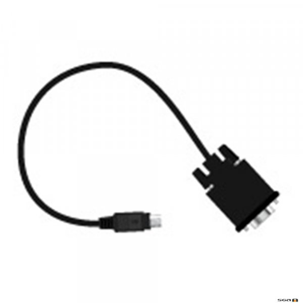 AVER DIN8 RS232. AVER Mini Din8-RS232 adapter cable to suit CAM520, CAM520PROADV, CAM520PRO