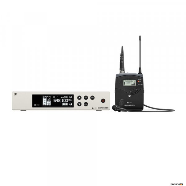 Sennheiser EW100 G4-ME2 is the perfect choice for moderators or presenters.